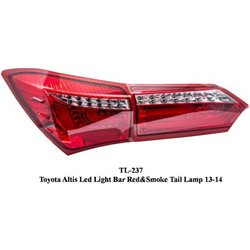 TOYOTA ALTIS E170 2014 - 2016 EAGLE EYES Full Red Light Bar LED Tail Lamp [TL-237]