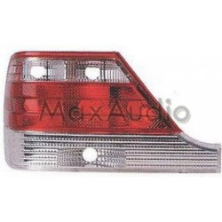 EAGLE EYES MERCEDES-BENZ W140 '94 - '98 CRYSTAL RED/CLEAR LED Tail Lamp [TL-013-BENZ]