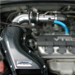 HONDA CIVIC ES 1.7 FERIO 2001 - 2005: SIMOTA AERO FORM II Carbon Fiber Air Filter Intake System with Full Piping [PTS-103]