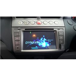 "PROTON GEN2/ PERSONA DYNAVIN 6.5"" Double Din GPS DVD USB SD BT TV Player Rear Camera + TV Antenna"