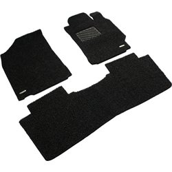 TOYOTA CAMRY 2012 - 2017 Custom Made Full Sets OEM Coil Mat Carpet (Black)