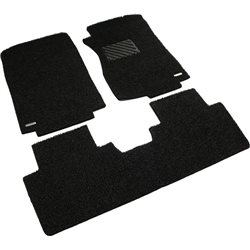 HONDA CRV 2013 - 2017 Custom Made Full Sets OEM Coil Mat Carpet (Black)