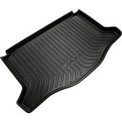 HONDA JAZZ 2014 - 2015 ORIGINAL ABS Rubber Anti Non Slip Rear Trunk Boot Cargo Tray Made in Japan
