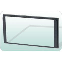TOYOTA 2004-2008 VIOS, 04-09WISH Double Din Casing Panel [BN-25K9621]