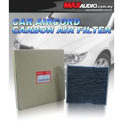 ORIGINAL Carbon Air-Cond Cabin Filter Extra Clean & Cold:TOYOTA FORTUNER