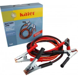 KAIER KOREA 600AMP, 800AMP, 1000AMP 2 Meters Car Mega Thick Jumper Start Booster Cables for All Cars