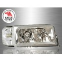 MERCEDES BENZ W124 1985 - 1993 Crystal Head Lamp [HL-005]