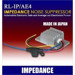 TYPE-B Noise Surpressor For Head Unit/ Amplifier Made In Japan [RL-IP/AE4]